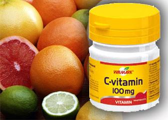 مصرف ویتامین ها