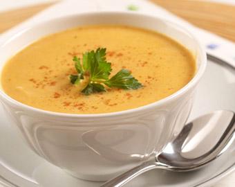طرز تهیه سوپ کدو تنبل